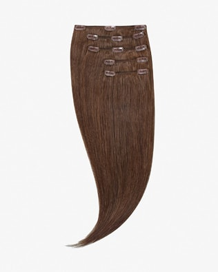 Clip In Extensions 40 cm 120g