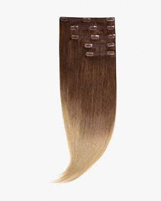 Ombre Clip In Extensions 50...